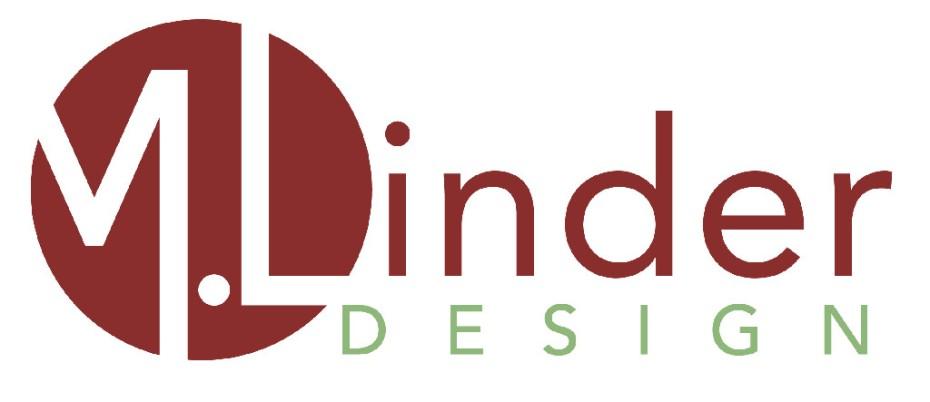 M. Linder Design logo
